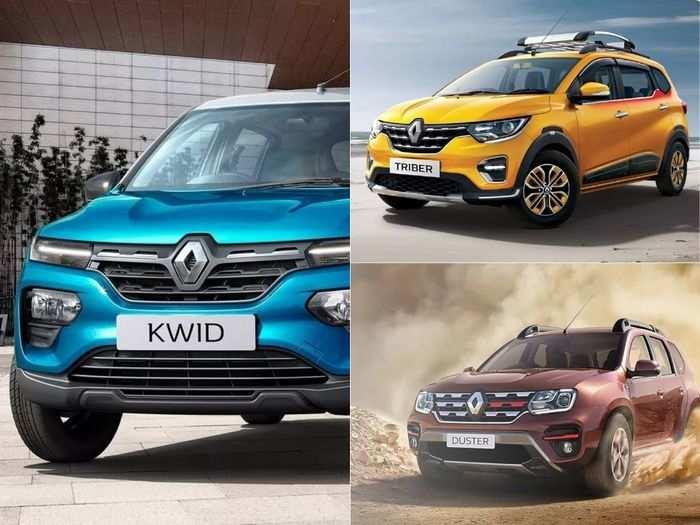 Renault Cars price increased
