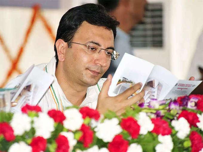 Jitin Prasad (file photo)