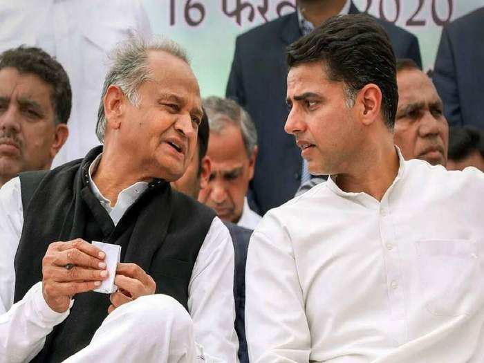 राजस्थान में शुरू हुआ सियासी डैमेज कंट्रोल , विश्वेंद्र सिंह से मिले CM गहलोत के करीबी धमेंद्र राठौड़