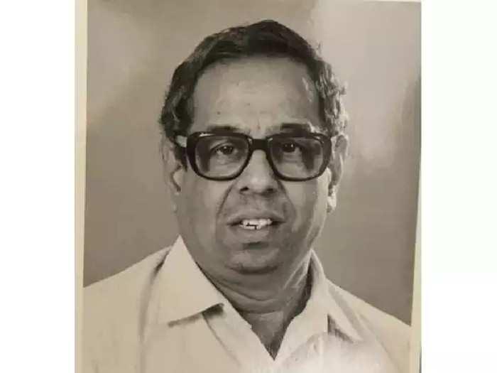 नेक आणि विश्वासू : राम खांडेकर