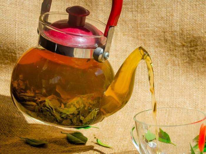 herbal tea recipe recommended by health experts will help to get rid of phlegm or mucus accumulated in the chest in marathi