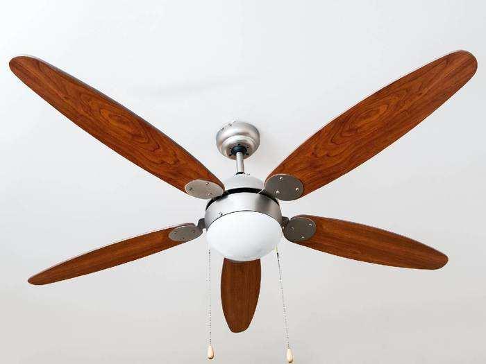 High Speed Ceiling Fan : ये हैं बेस्ट 5 Ceiling Fan, रूम के हर कोने तक देंगे तेज हवा