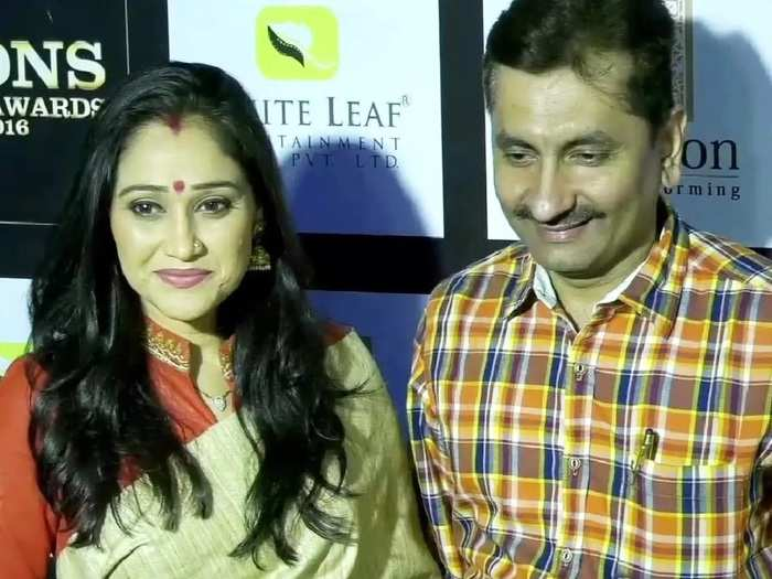 taarak mehta ka ooltah chashmah fame actress disha vakani aka dayaben and chartered accountant mayur padia happy married life secrets in marathi