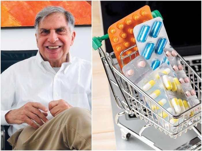 Tata to buy e-pharma app