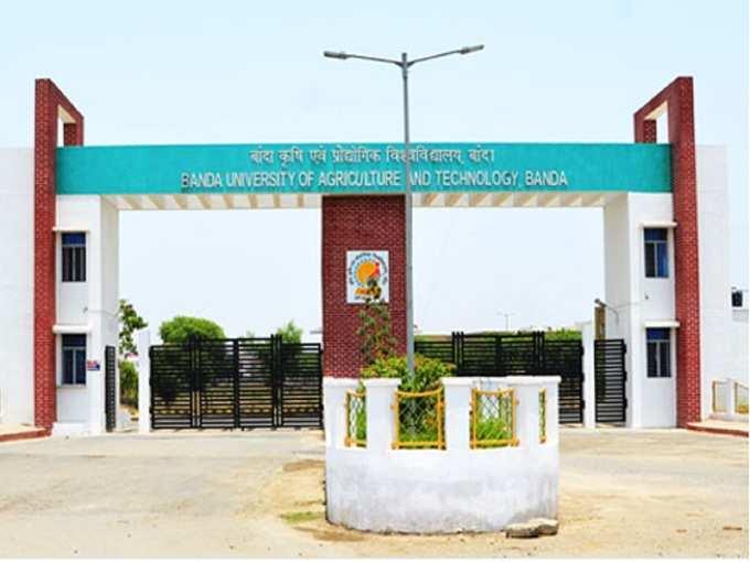 banda agri university