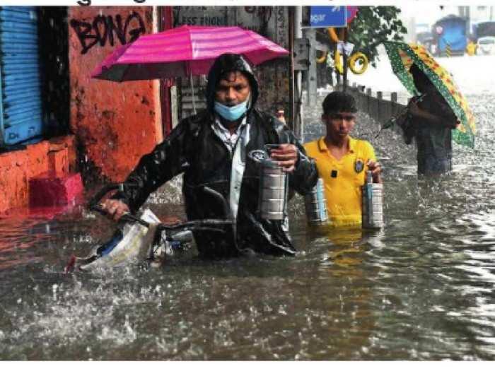 तब्बल १५ तास पाण्यात; चुनाभट्टी परिसरातील रहिवाशांचे दिवसभर हाल