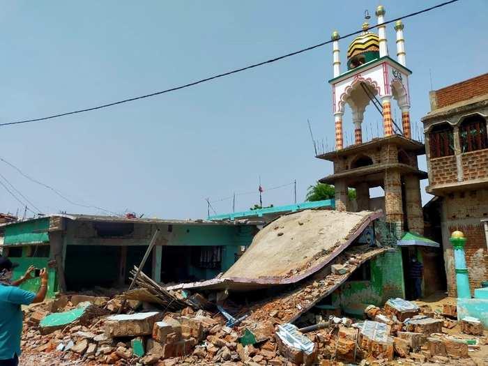 madrasa blast