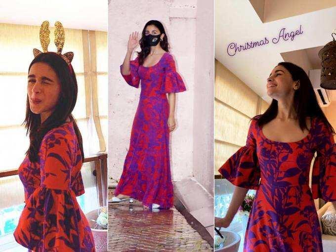 आलिया का रिपीट फैशन
