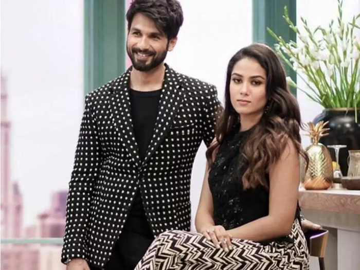 shahid kapoor and mira rajput talked about on their married life in neha dhupia chat show