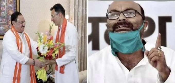 UP Politics News: Congress leader Ajay Kumar Lallu attacked Jitin Prasada for joining BJP, said - treacherous