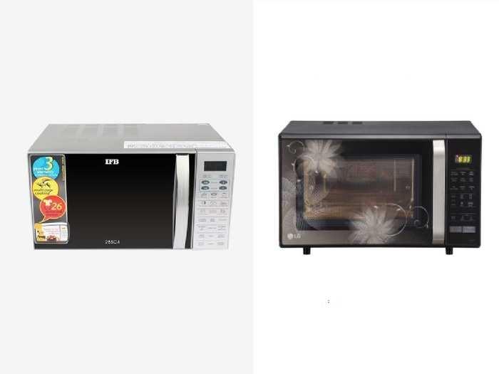 Microwave oven under 10000 on flipkart amazon