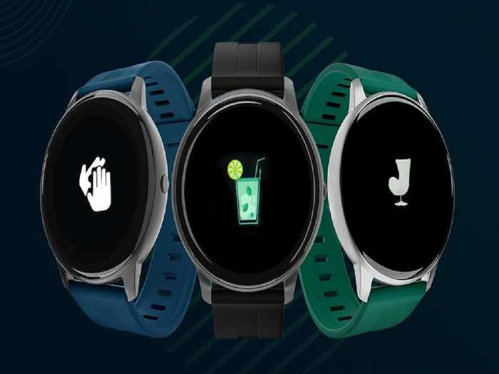 Syska Bolt SW200 Smartwatch launch Price Features 1