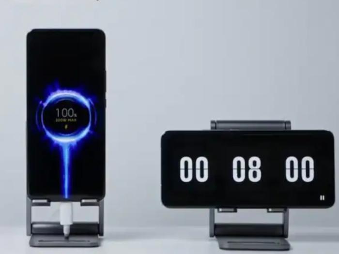 Xiaomi 200W Fast Charging System