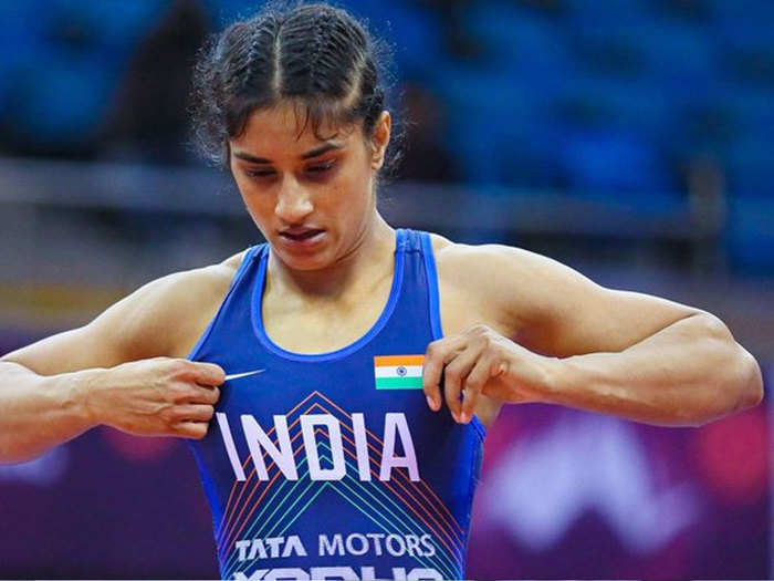 Vinesh Phogat Won Gold: Before the Olympics, Vinesh Phogat created a ruckus in Poland, won the gold medal in her name
