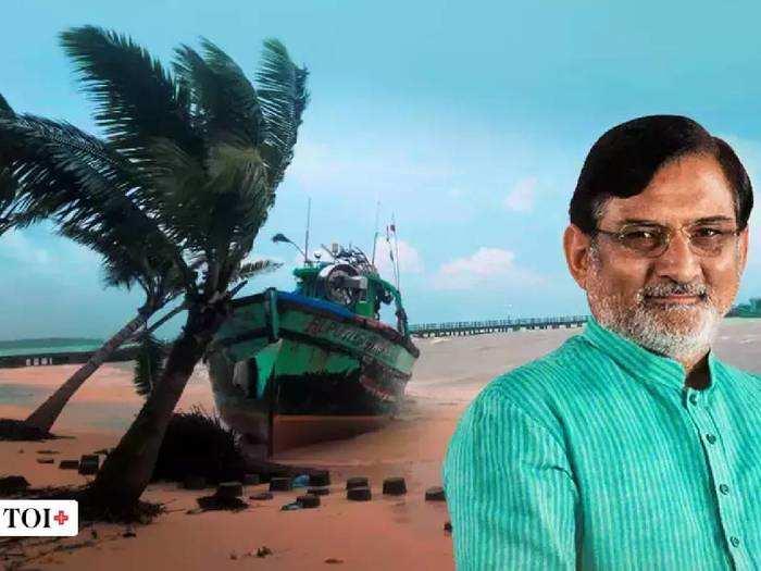 പ്രഫൂൽ ഖോഡ പട്ടേൽ. Photo: TOI
