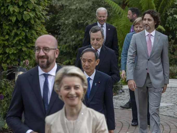Britain G7.