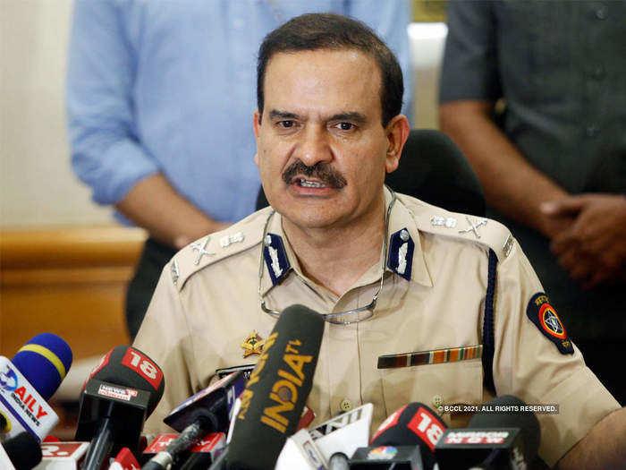 माजी पोलिस आयुक्त परमबीर सिंह