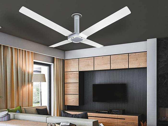 Smart Ceiling Fan : इन स्टाइलिश सीलिंग फैन से मिलेगी सबसे तेज हवा, उठाएं स्पेशल ऑफर का फायदा