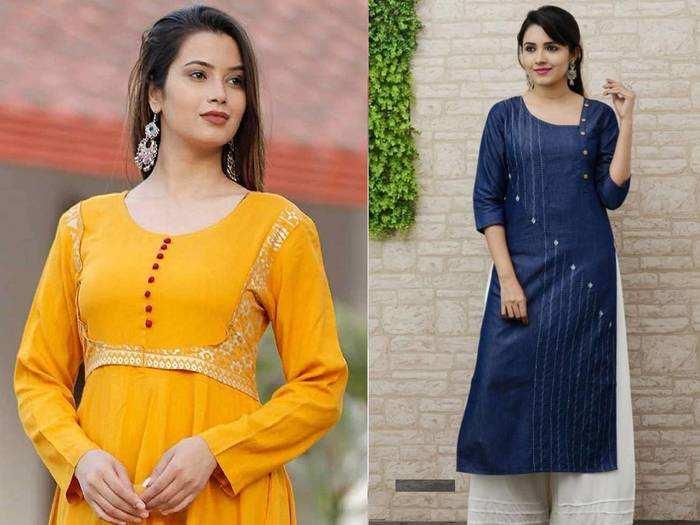 Salwar Kurti Set : इन Womens Kurti से आपको मिलेगा कूल समर लुक और पूरा आराम