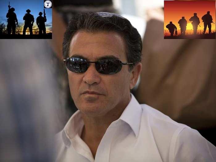 Yossi Cohen 01