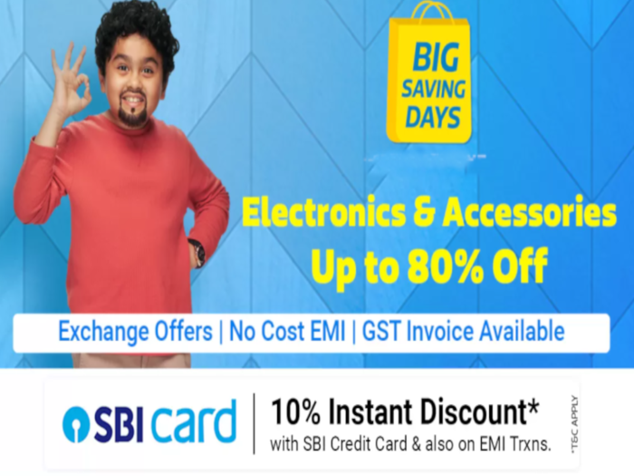 flipkart big saving days 2021 sale goes live for plus members: best offers on mobile phones, other electronics