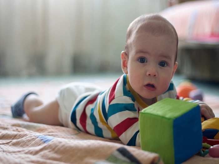 benefits of tummy time for babies