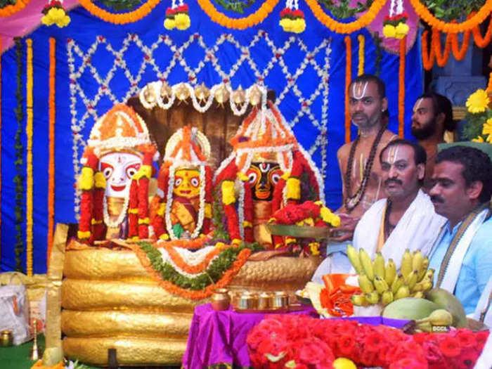 astonishing facts related to jagannathpuri in marathi