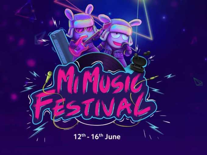 Mi Music Festival 2021 Sale
