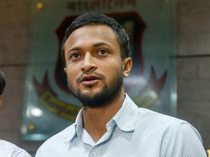 Shakib Al Hasan banned: मैदान पर बदतमीजी शाकिब अल हसन को पड़ी भारी, 3 मैचों का लगा बैन, भरना होगा भारी जुर्माना