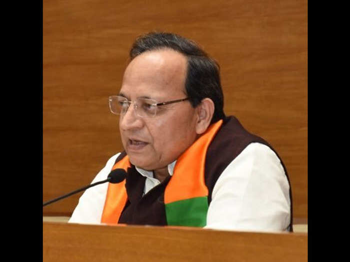 BJP national general secretary in-charge of Karnataka Arun Singh