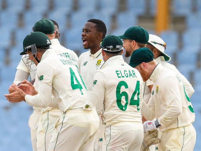 WI vs SA 1st test: डि कॉक के बाद कागिसो रबाडा की घातक बोलिंग, साउथ अफ्रीका ने वेस्टइंडीज को पारी से हराया