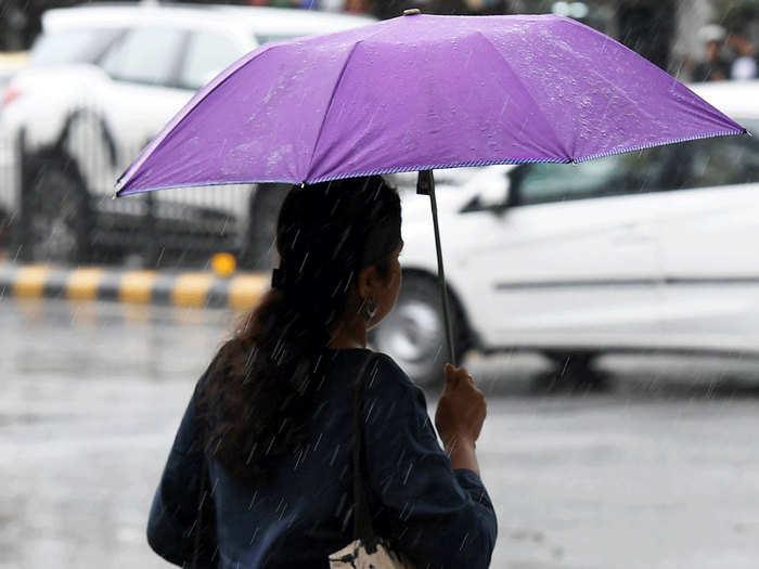Delhi-Rains