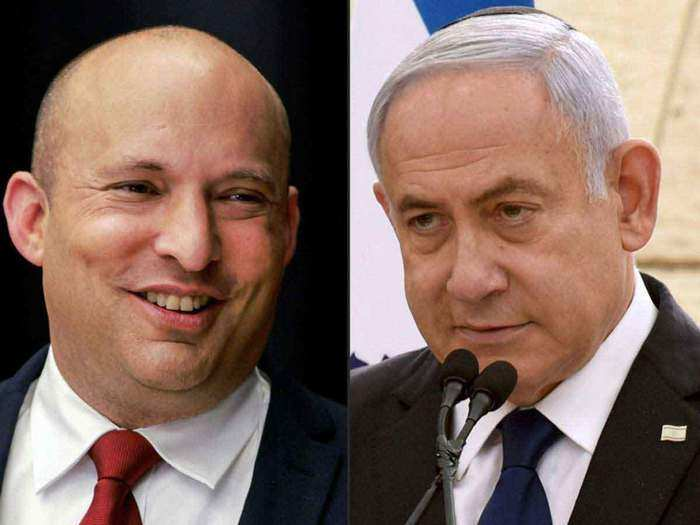 Netanyahu Naftali Bennett