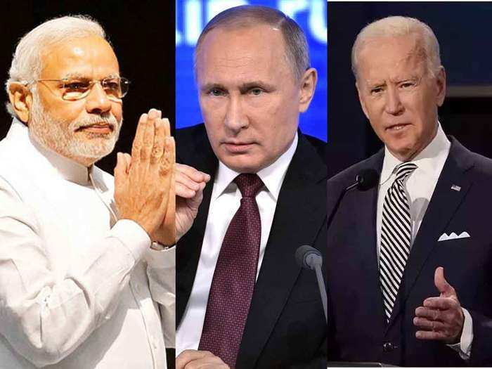 Biden Putin Summit india