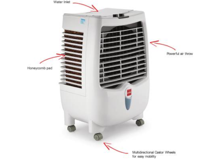 Cello 22 L Room/Personal Air Cooler