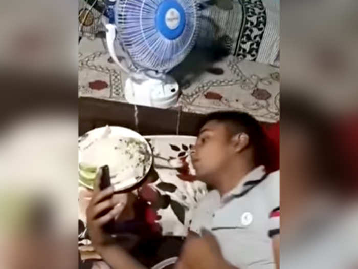 Youngster Amazing Jugaad