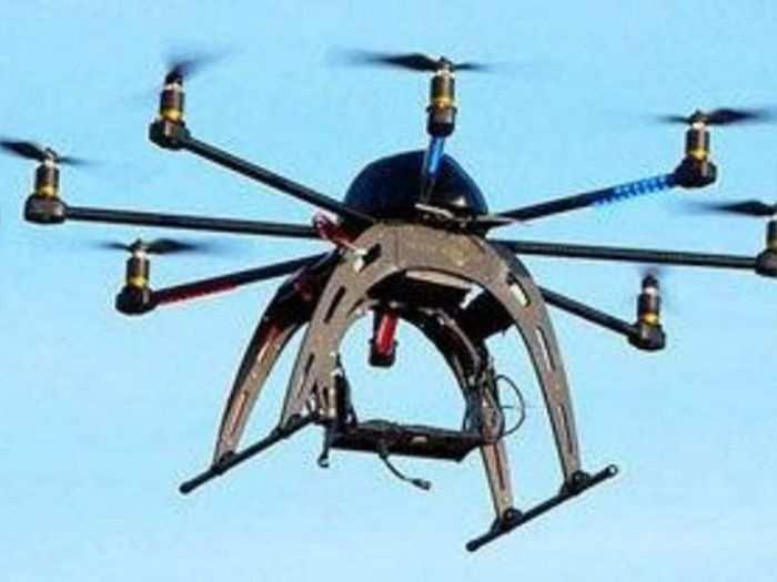 drone delivery trials