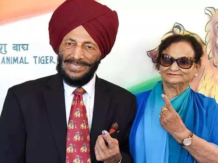 मिल्खा सिंह की पत्नी निर्मल कौर की कोरोना से मौत, पति भी लड़ रहे जिंदगी से जंग
