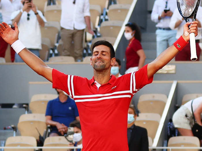 Novak Djokovic Win French Open 2021: नोवाक जोकोविच ने स्टेफानोस सितसिपास को हराकर जीता 19वां ग्रैंड स्लैम, नडाल-फेडरर का रेकॉर्ड निशाने पर