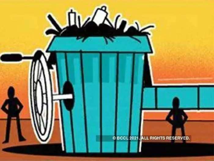 डंपिंगवर कचरा टाकण्याचा खर्च तब्बल १० कोटी