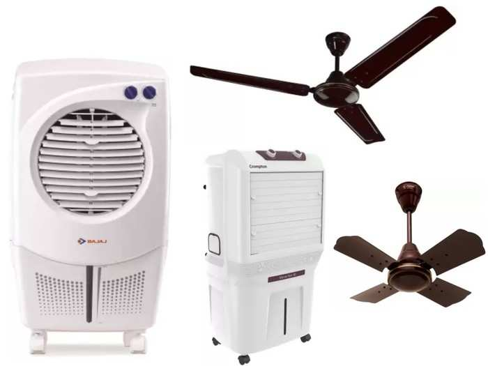 flipkart big saving days biggest discounts on portable and cheapest fans and coolers bajaj orient symphony