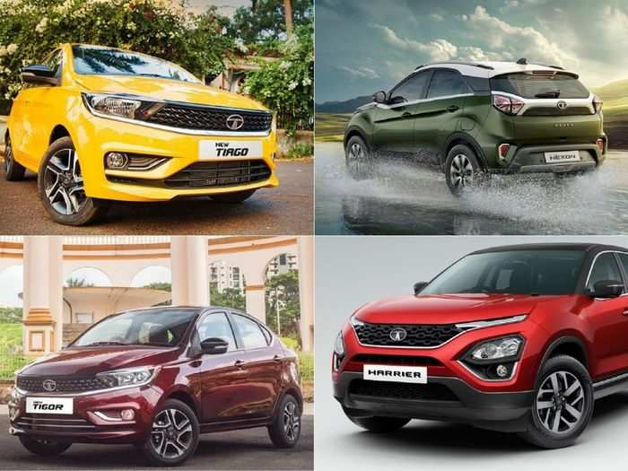 tata motors this june offering bumper discount up to rs 70000 on its nexon to tigor to tiago to harrier