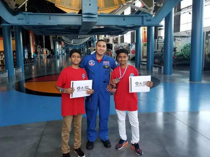 Students Trip To NASA
