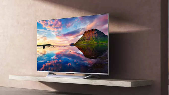 Xiaomi Mi QLED TV 4K 75-inch.