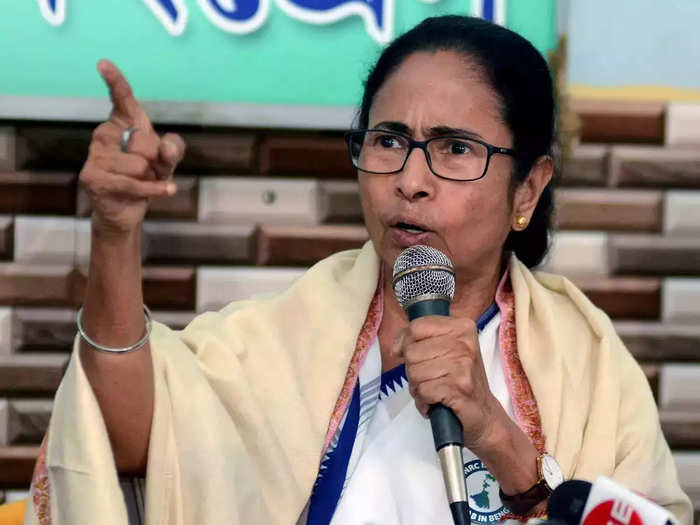 पश्चिम बंगाल की सीएम ममता बनर्जी