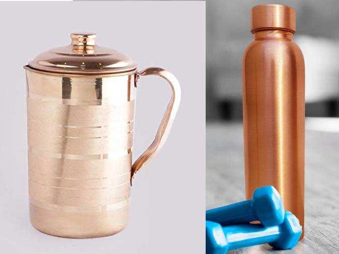 Copper Bottles: इन Copper Bottles में पीएं पानी, बूस्ट होगी इम्युनिटी और आप रहेंगे स्वस्थ