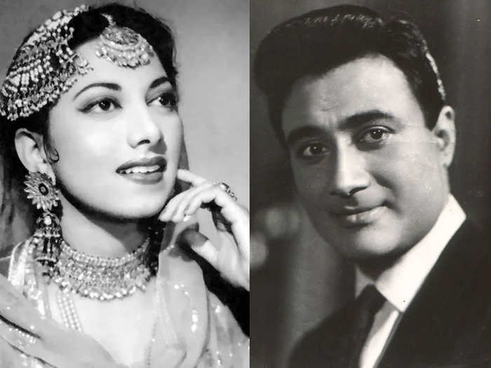 dev anand and suraiya incomplete love story and couples who won against all the odds