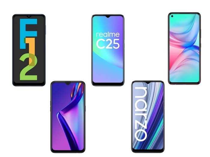 Smartphones at lowest price