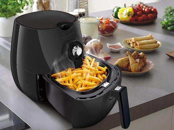 Air Fryer : इन Air Fryers से 90% तक कम तेल में फ्राई करें समोसे और पकोड़े, टेस्ट के साथ हेल्थ भी रखें फिट