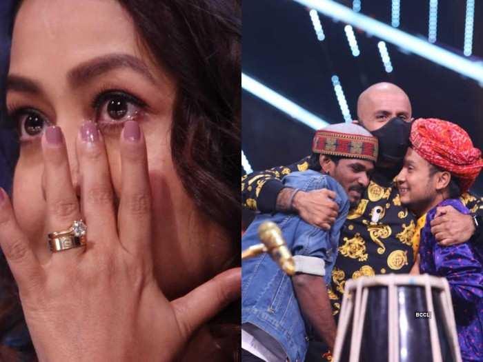Indian Idol 12 च्या परीक्षकांच्या नाटकी प्रतिक्रिया पाहून चाहते भडकले, तिघंही झाले ट्रोल
